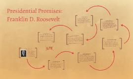 Presidential Promises: Franklin D. Roosevelt