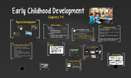 Ch. 7-8 Early Childhood