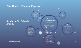 Year 2 - Resident Educator Program