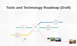Tools and Technology Roadmap (Draft)