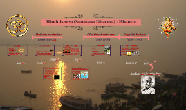 Hinduismen - Historia