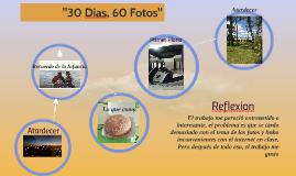 """""""30 Dias, 60 Fotos"""""""