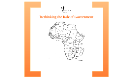 Breaking the Myths: Rethinking the Role of Government