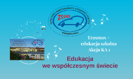 Erasmus + akcja KA 1