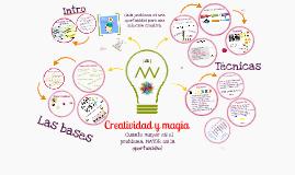 Creatividad y magia