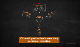 Citizenship education in secondary vocational education