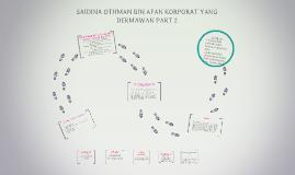SAIDINA OTHMAN BIN AFAN KORPORAT YANG DERMAWAN PART 2