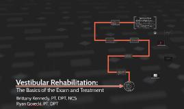 Vestibular Rehabilitation: