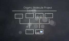 Organic Molecule Project