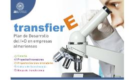 Presentación Transfiere 2018