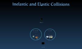 Copy of Elastic and Inelastic Collisions