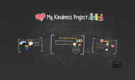 My Kindness Project