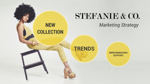 Stefanie & Co. Marketing Strategy