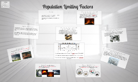 Population Limiting Factors