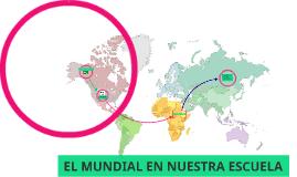 EL MUNDIAL EN NUESTRA ESCUELA