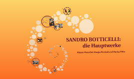 SANDRO BOTTICELLI: