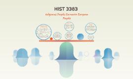 HIST 3383 - Class 3