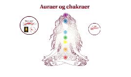 Auraer og chakraer