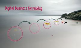 Digital Business formiddag