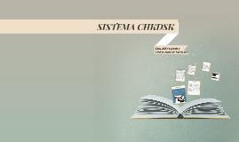 SISTEMA CHKDSK