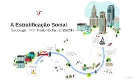 A Estratificação Social
