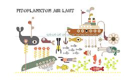PHYTOPLANKTON AIR LAUT
