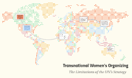 Transnational Women's Organizing