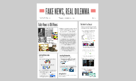 Fake News Presentation Adapted for COMM105