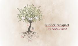 Copy of Kindertransport