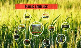 Public land use