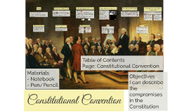 OLD Constitutional Convention