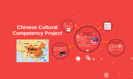 Chinese Cultural Competency Project