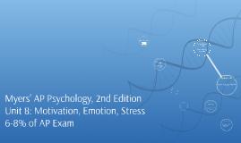 Copy of Myers' AP Psychology, 2nd Edition