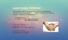 Luttre Contre Alzheimer