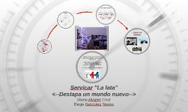 """Servicar """"La lata"""""""