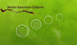 Native American Cultures