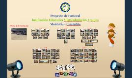 Proyecto de Pastoral.