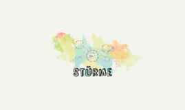 Stürme