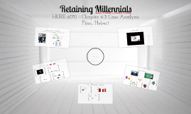 HURE6170 - Retaining Millennials