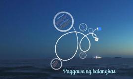 Copy of Copy of Balangkas (Outline)