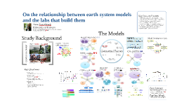 On the relationship between earth system models and the labs that build them