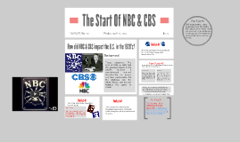 NBC & CBS
