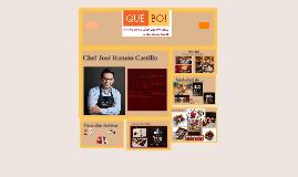 Fundador de la Chocolatería QUE BO! Chocolatería Mexicana Ev