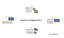 Monuments Cartagena de Indias