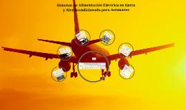 Copy of Sistemas de alimentación eléctrica en tierra y aire acondicionado para aeronaves