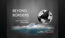 Copy of Beyond Borders Fontys