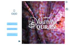 Wanita & Quran Part I