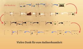 Copy of Die Moderne