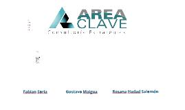 Consultoría Area Clave