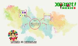 lOTERÍA DE xoXIMILCO